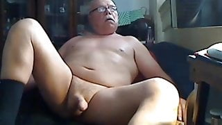 OldBiker169 Sexy cop Daddy playing on cam collection