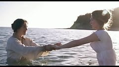 Saoirse Ronan and Kate Winslet in various lesbian sex scenes