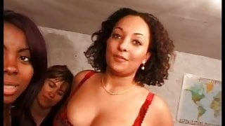 French hot group sex (unkown titlte)