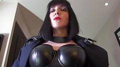 French mistress Mya Lorenn fucks dudes'a anal