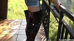 Boot Capture