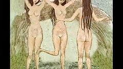 Erotic Drawings  of Vladimir Fokanov