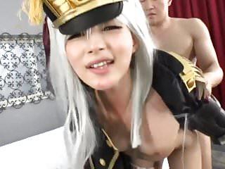 Free anime cosplay porn videos - Haruka hakii anime cosplay 4