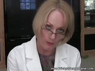 Doctor female sexy Old female doctor handjob and great cumshot