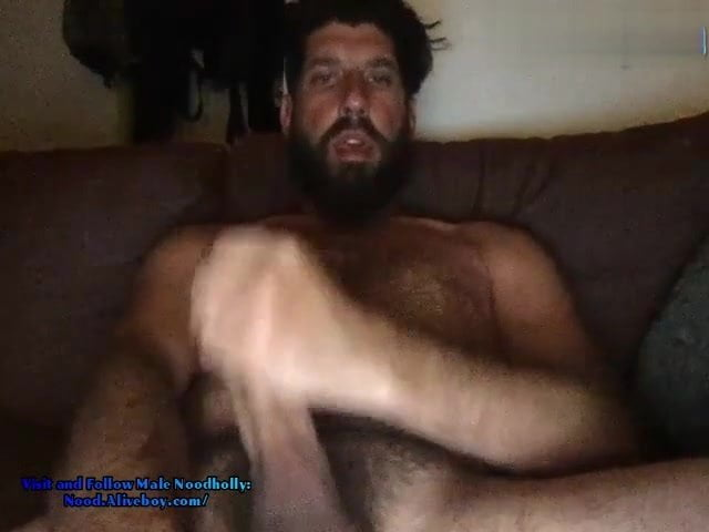 Hairy chested daddies