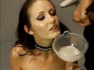 Swallow 40 cumshots 40 shots and she still wants moore