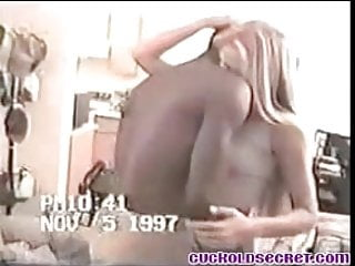Secret amateur videos com - Cuckold secret - vintage video of young wife with her bbc