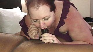 Slut wife's hotel fuck