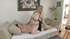 Swiney's Pro-Am scene #86 BBW Lila Lovely Sprayed With Cum