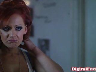 Heather lou swingers - Mega tits redhead lou lou fucked closeup