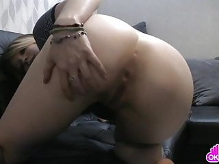 Young blonde girl dog suck - Beautiful young blonde fingers herself by hardiron