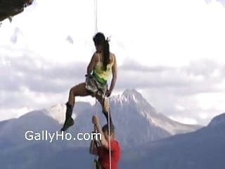 Unbelievable sex acts Sex on a rope unbelievable watch this