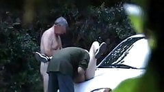 Teen Girl fucked and fingered by Old Men
