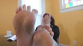 Foot Fetish Lesson