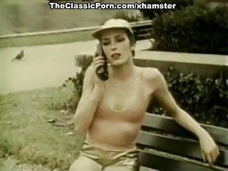Davis sex tape Michelle davy, john leslie, jamie gillis in classic sex clip