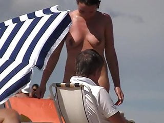Agde sex Cute girl group blowjob at cap d agde
