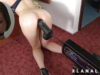 Free fast fucking machine videos - Wifes ass destroyed by a huge anal fucking machine