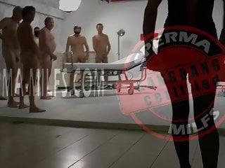 Interacial gangbang video clip - Cum orgy for sperma-milf hot sarah - nurse clip