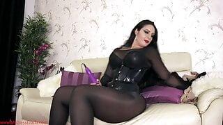 Mistress Ezada black bodysuit
