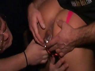 Sex in the disco - Porno in der disco