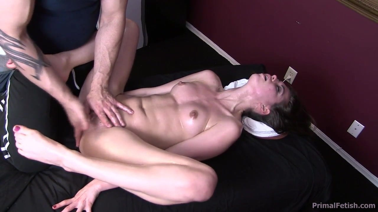 Young Japanese Teen Massage