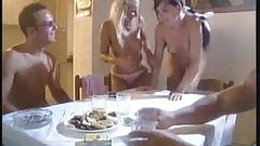 German- Strippoker with Anal