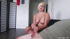 Big Time Cumshot - Clubtug