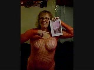 Swinger show Wife teasing a no show guy