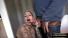 My wife films me fucking her stepsister