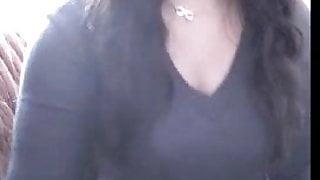 dolgun esmer webcamda