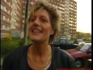 Drag strip timing Blonde german milf strips masturbate first time