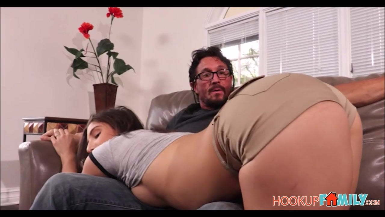 Latina Teen Fucks Old Guy