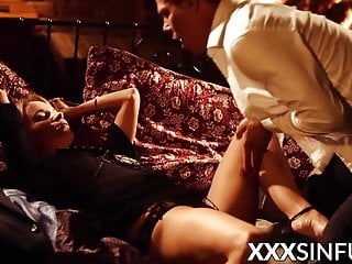 Adult game stepmothers sin act 2 Fiery and sinful acts next to the fireplace for a couple