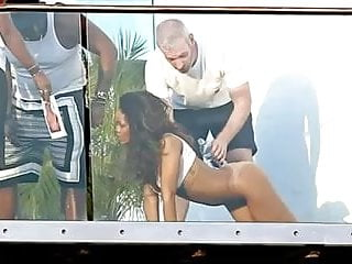 Fat girl photo voyeur - Rihanna naked bottomless for a french photo shoot