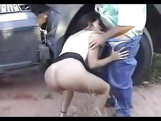 Street latina sex Latina hooker on the street