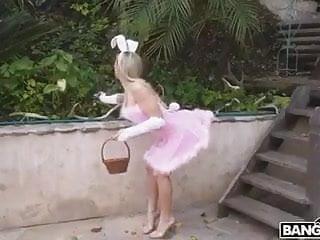 Porn wars dvd easter eggs Cute blonde teen easter bunny egg hunt