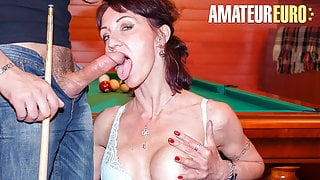 LA COCHONNE - Hot Anal Date With Sexy Ass Cougar Lyna Cypher