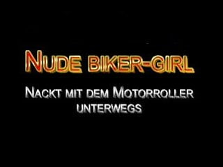 Motor neuron facial palsy - Nude on my motor-bike