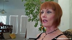 Redhead Amateur Is One Sexy Granny Fuck