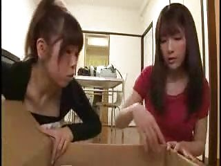 Asian characture - My wifes younger girlfriend fucked in my home 3
