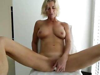 Swedish Milf Masturbating