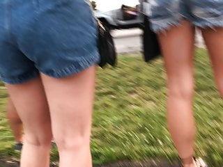 Dream penis cut off Sexy legs jean cut-off shorts