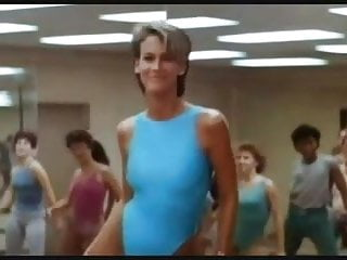Curtis nude Jamie lee curtis - perfect slow motion