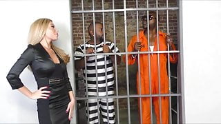 Subil Arch Fucked In Jail