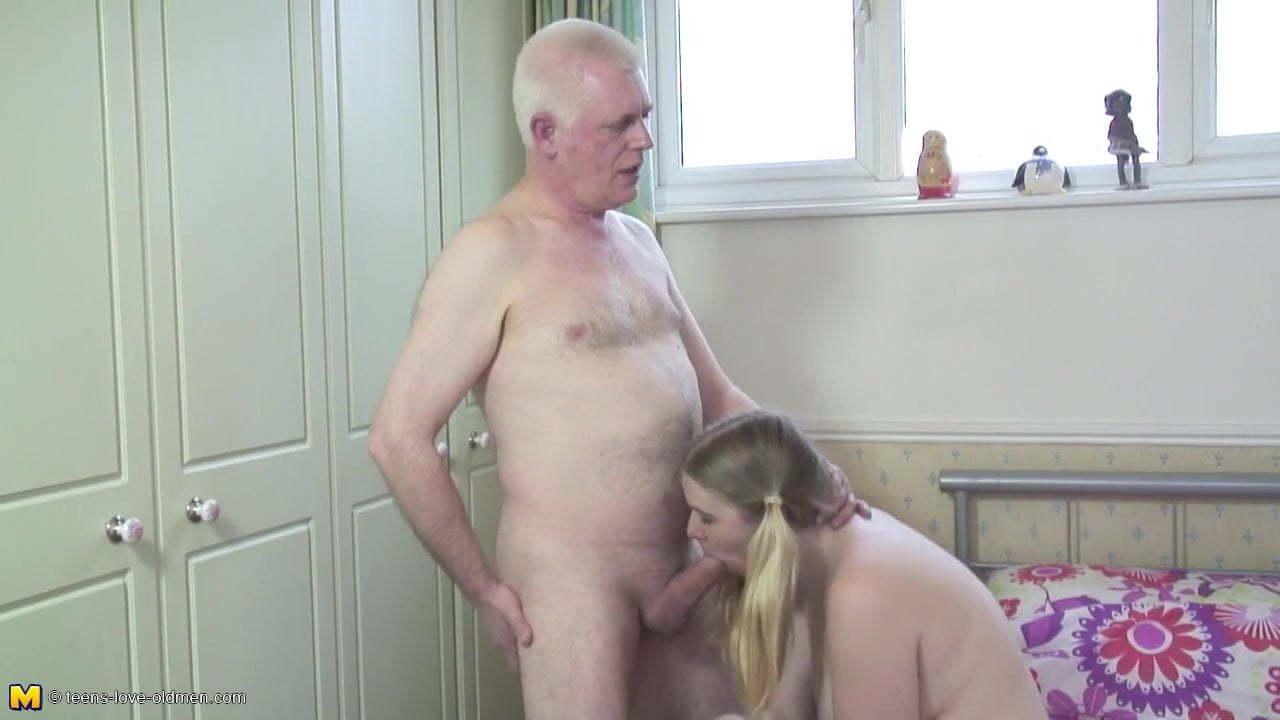 Older Porn Father