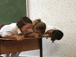 Russian caning bdsm videos tubes - 3 russian schoolgirls caned