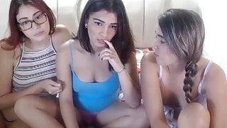 Webcam girl lactating 07
