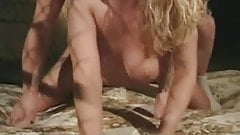 Horny blonde got her hot pussy licked and fucked real good