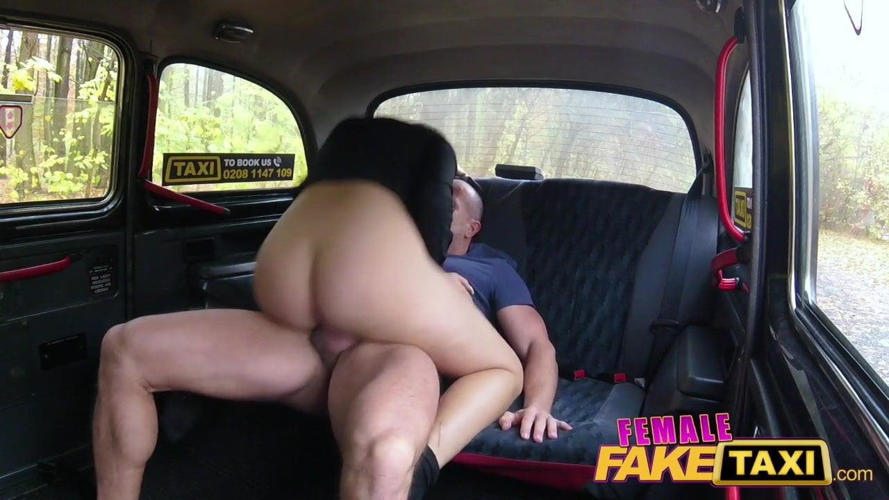 Female Fake Taxi Lesbian Cop