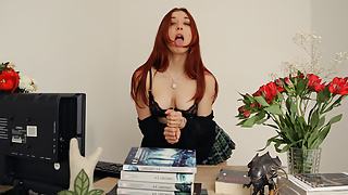 JOI ROLEPLAY - The Book Seller.